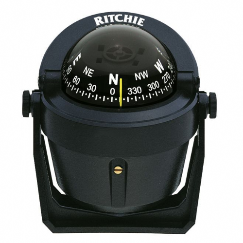 Ritchie Explorer Bracket Mount Black Compass B-51